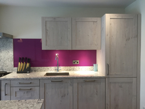Steve and Yisel Ashby Kitchen, Little Chalfont